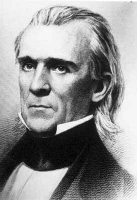 President John Polk